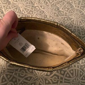 kate spade Bags - Kate Spade Gold Clutch